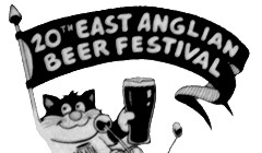 20th East Anglian beer festival